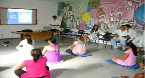 pratica de exercício físico na gravidez