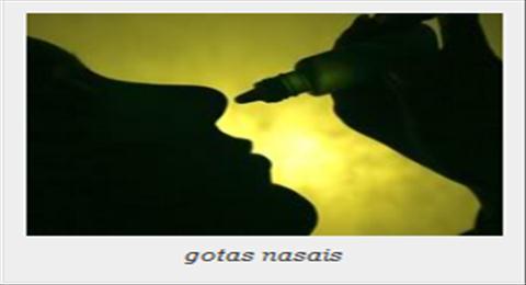 gotas nasais