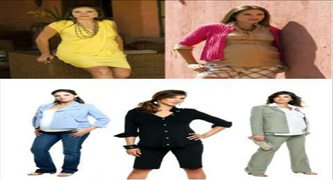 moda para gestante 2010