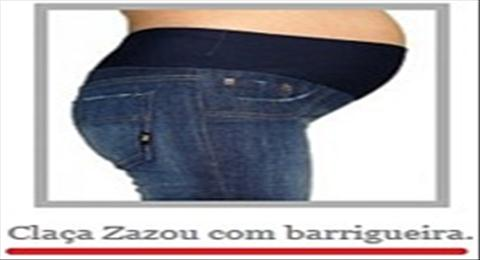 jeans para grávida