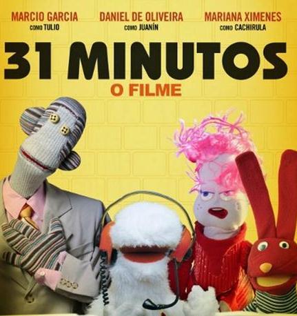 31 Minutos 2012 fantoches
