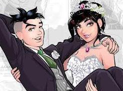 casamento Mônica e Cebolinha edição 50