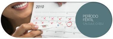 calculadora período fértil