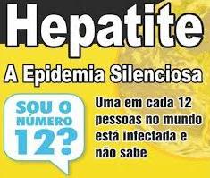 doença hepatite