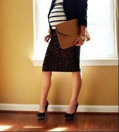 grávida pode usar salto alto