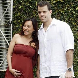 Carla Maris grávida