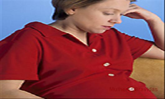tontura na gravidez