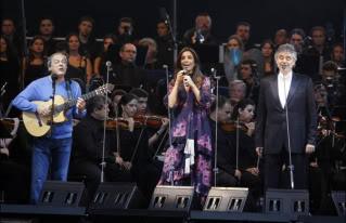 Ivete Show de Andrea Bocelli