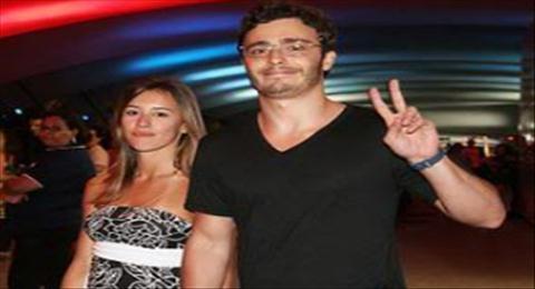 Cristiane Dias e Thiago Rodrigues