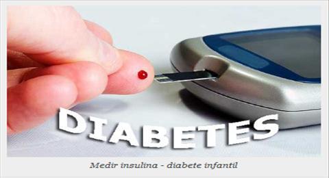 controle diabete infantil