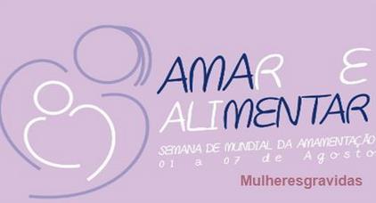 Dia Nacional do Aleitamento Materno